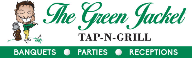 Green Jacket Tap and Grill Logo
